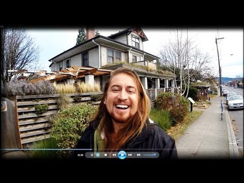 Permaculture Tip of the Day – Living Roofs