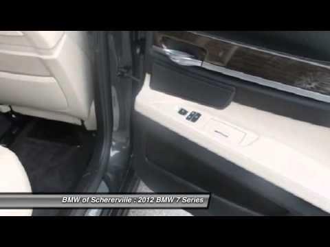 2012 BMW 7 Series Schererville, Chicago, Gary, Lansing P3242