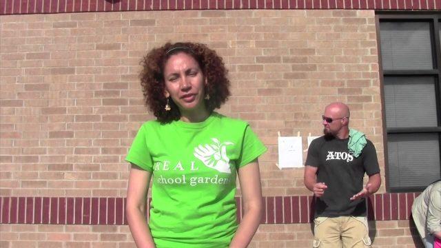 Real School Gardens/Northrop Grumman-WFAA GARDEN CLUB
