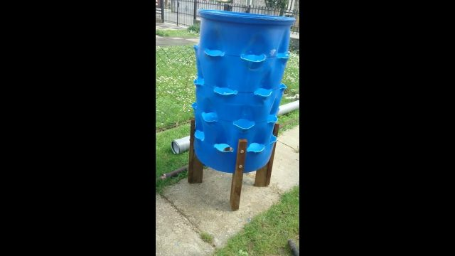 Garden Tower Project – Part 2. _ assembly