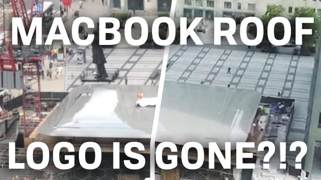 New Chicago Apple Store roof conspiracy