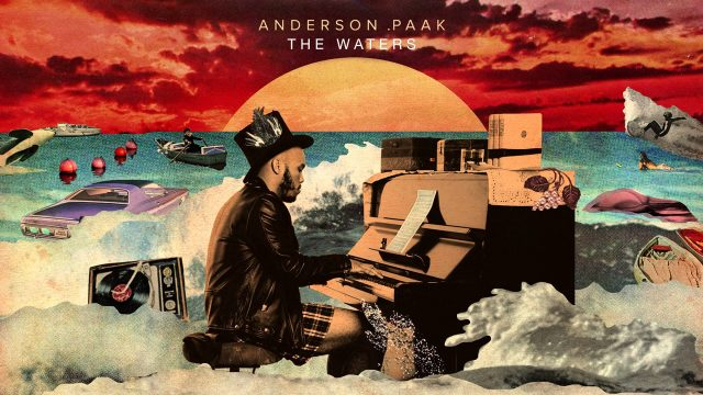 Anderson .Paak – The Waters (feat. BJ the Chicago Kid)