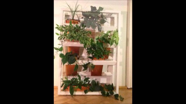 Selfmade Vertikaler Garten: Bepflanzung