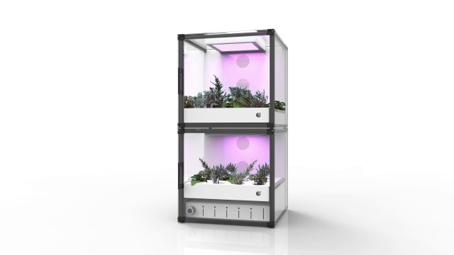 CityCrop – Automated Indoor Farming
