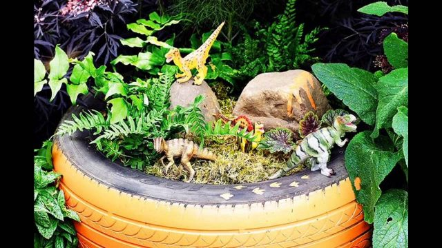 Garden decorations ideas for kids – Home Art Design Decorations