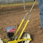 How To Use Common Lawn Edger And Seeding And Planting Tools For Growing Vegetable Garden