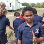 Education Spotlight-Gocio Elementary School-Garden Club