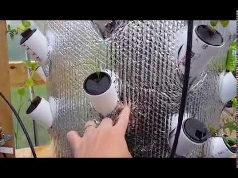 How I setup my DIY Aeroponic chambers