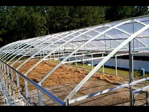 GreenHouse roll up top
