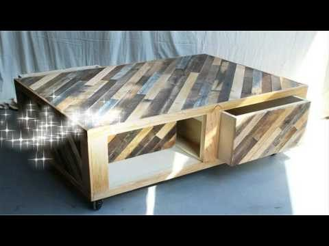 40 Creative DIY Pallet Furniture Ideas – diy pallet garden ideas