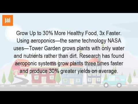 How Does The Tower Garden Work