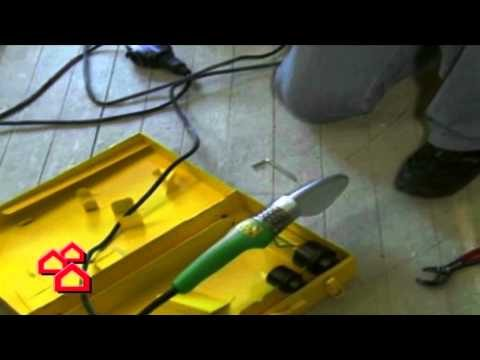 "BAUHAUS TV – Produktvideo: Kunststoffrohrsystem ""grünes Rohr"""