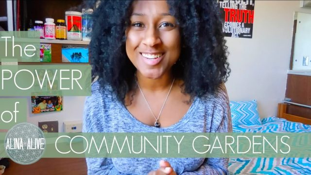The POWER of Community Gardens