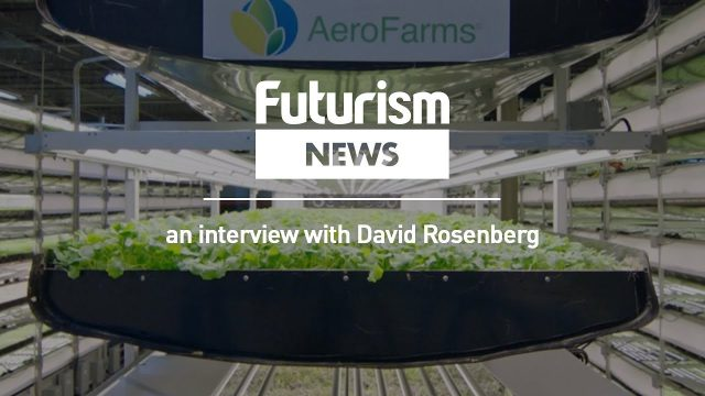 One Innovator Thinks Farms Need To Grow Vertical: Futurism Originals