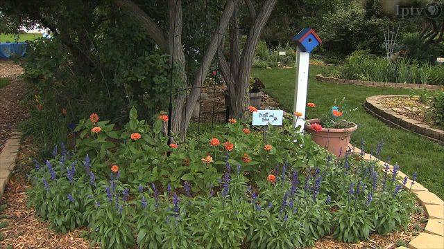 Master Gardeners' serene oasis on the Fairgrounds