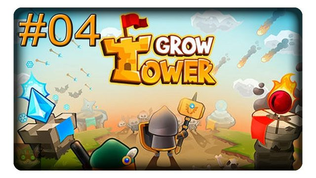 Welle 2 Milliarden :o #04 || Let's Play Grow Tower | Deutsch | German