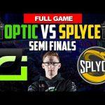 OpTic Gaming Vs Splyce – CWL DALLAS 2017 – Semi Finals FULL GAME