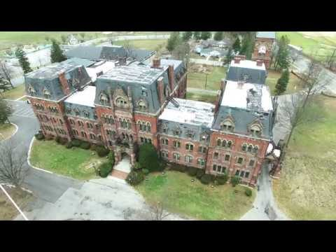 Abandoned St. Paul's School- Garden City