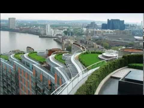 Green Roofs from ZinCo — create new landscapes