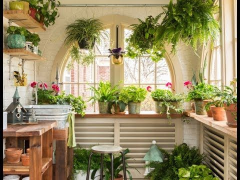 Creative Small Indoor Garden Designs 2017 Awesome Indoor Garden and Planters Ideas