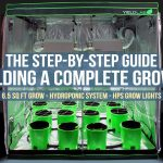 Step by Step Guide: Complete 6.5ft x 6.5ft Ebb and Flow Grow Tent Setup for Hydroponic Gardening