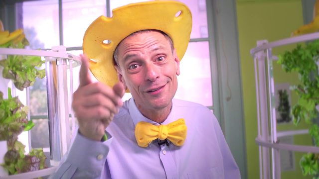 Where in the World is Stephen Ritz?