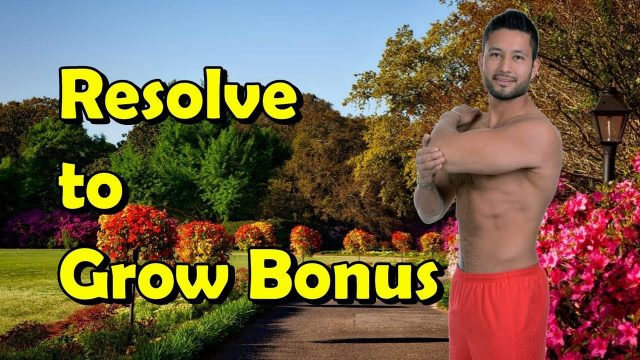 The Many Benefits of Gardening!  Resolve to Grow Bonus Edition