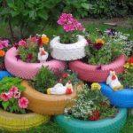 60 Garden Backyard and Landscape Ideas 2017 | Flower decoration #5
