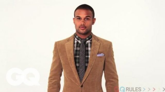 Tie it All Together with the Thick Wooly Tie– Rules | Style | GQ