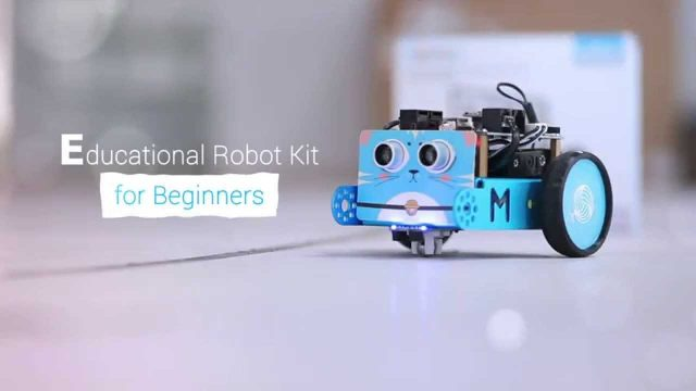 mBot – Educational STEM Arduino Robot Kit for Kids and Beginners (Promotion Video)