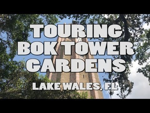 Bok Tower Gardens Tour (with Adam The Woo)