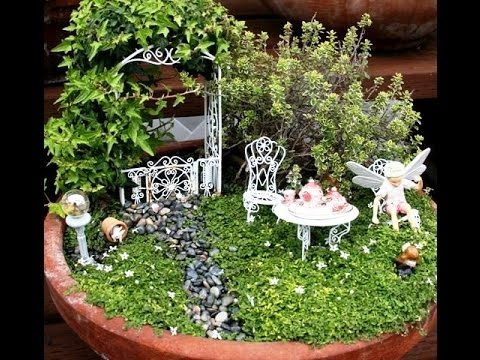 30 Fairy Garden Ideas For Kids