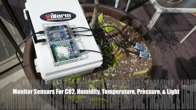 Greenhouse Hydroponics Sensor Systems – Remotely Monitor Garden Growing With Alerts + Web Dashboards