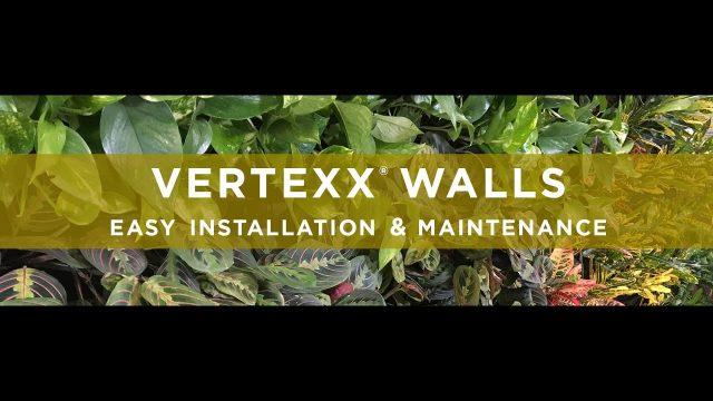 Free Standing Vertical Garden – VerTexx Vertical LivingWall