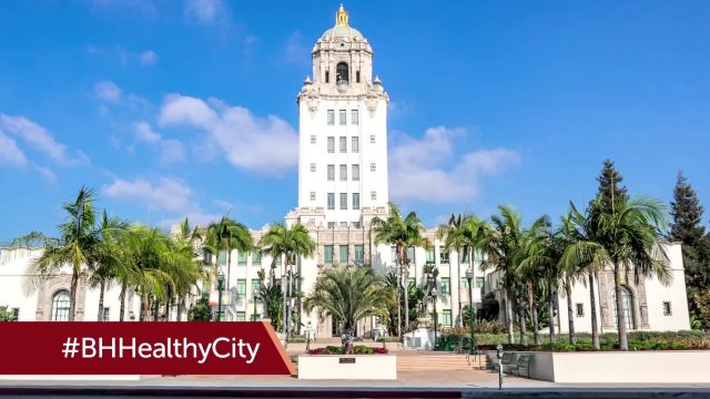 Beverly Hills Healthy City + JIYO