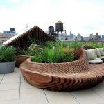100+ Rooftop Garden   Roof Terraces Garden Design & Ideas