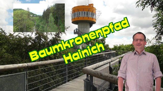 Baumkronenpfad Hainich-Thüringen-Wandeln zwischen Baumkronen *Thiemsburg *Dem Urwald aufs Dach