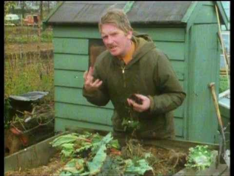 Mr Smith's Vegetable Garden. Part 1