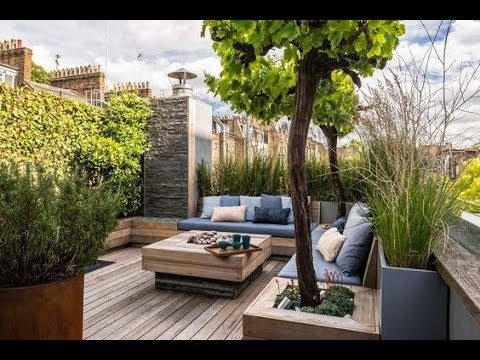 100 Rooftop Garden Design