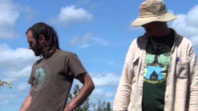 Forest Gardening course at Karuna 'Insight Design'