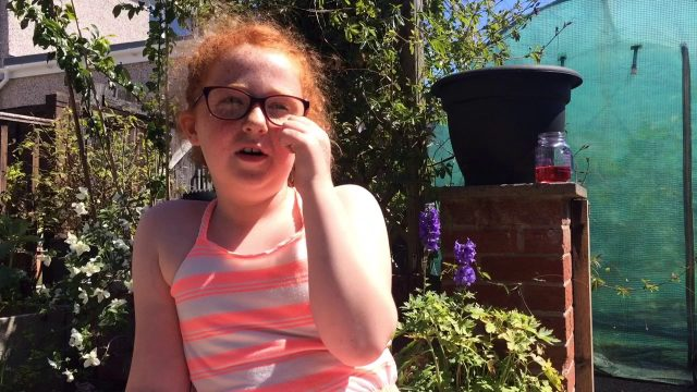 Gardening with children – Q&A with Ruby