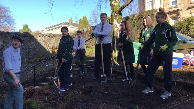 Senior School Gardening Club