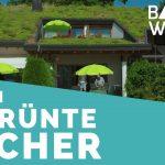 Haus und Garten: Begrünte Dächer – Grün statt Dachziegel