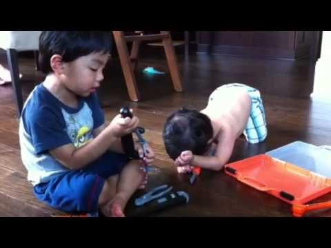 6/15/2015 Children Home Depot Tool Kit Toy