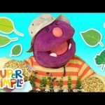 Learn About Gardening with Milo The Monster