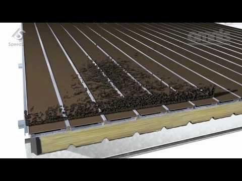 SpeedDeck – Green Roof
