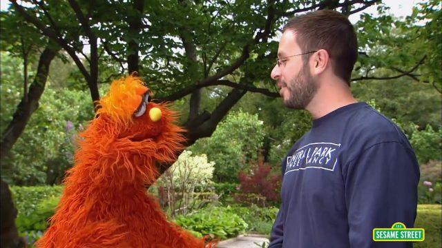 Sesame Street  Murray Goes to Gardening School