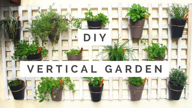 DIY – Vertical Garden