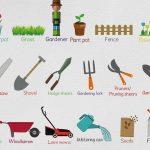 Kids Vocabulary – Gardening Tools for Kids   Garden Vocabulary – Kids Gardening Tools