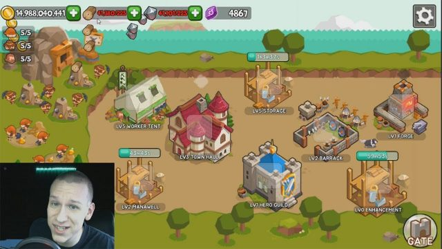 GROW TOWER ALMOST MAX TOWN